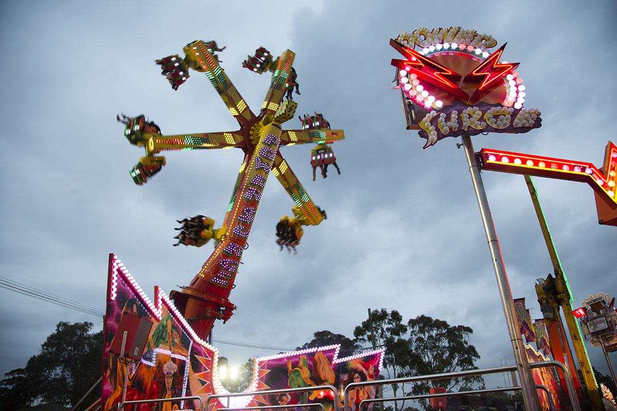Wave Rider Amusement Ride Hire Joylands