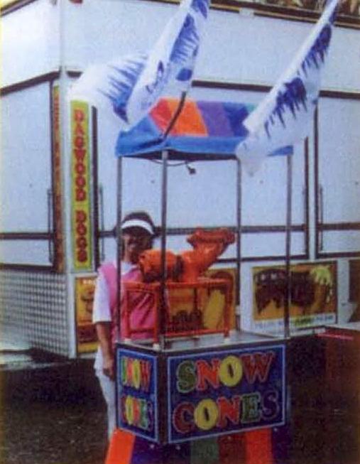 snow-cart