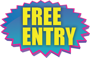 free entry